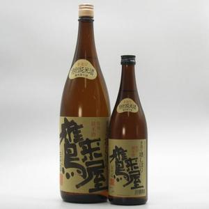 鷹来屋 特別純米 1.8L