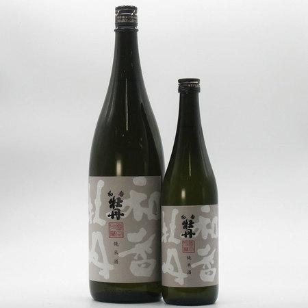 和香牡丹 純米大吟醸 1.8L