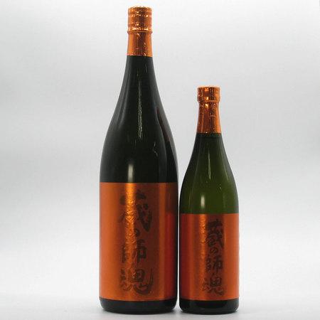 蔵の師魂 オレンジ 25度 1.8L