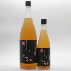 八海山の原酒で仕込んだ梅酒 1.8L